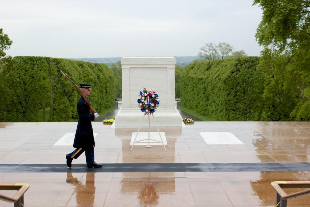 Den okände soldatens grav