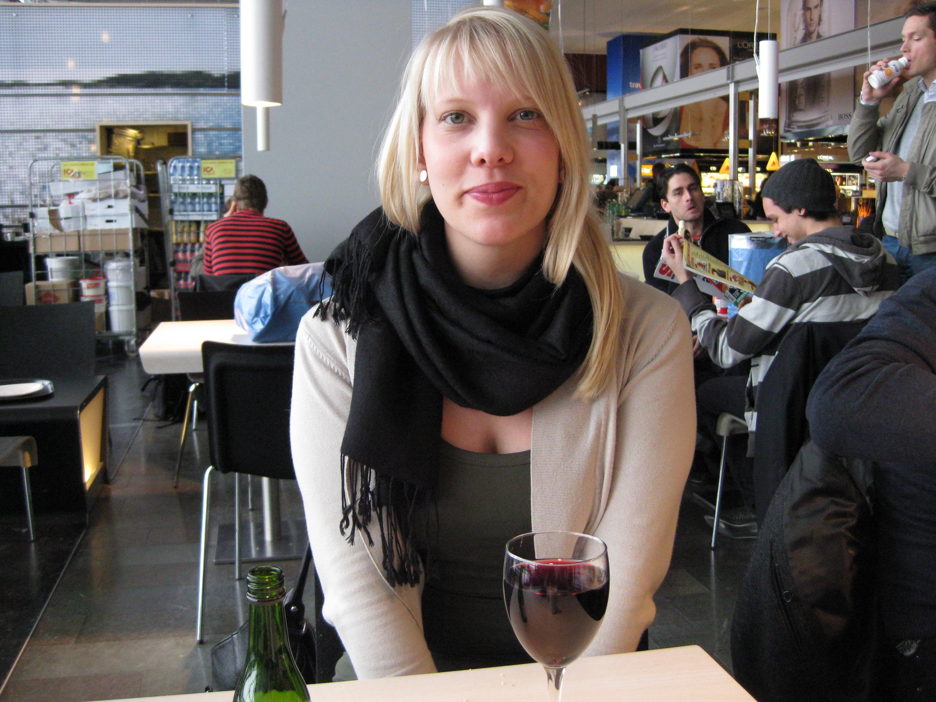 Linn på Arlanda