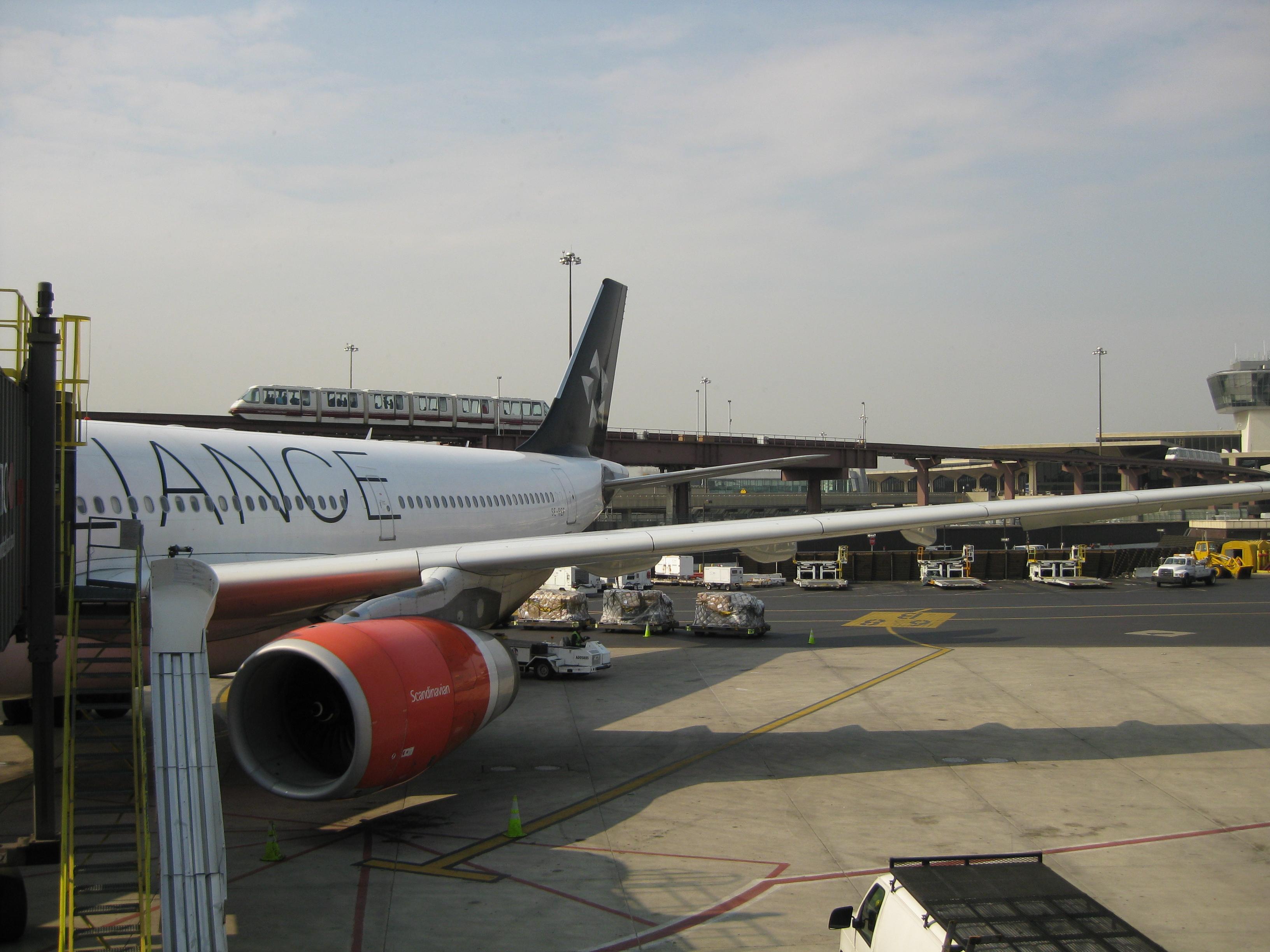 Newark-flygplatsen