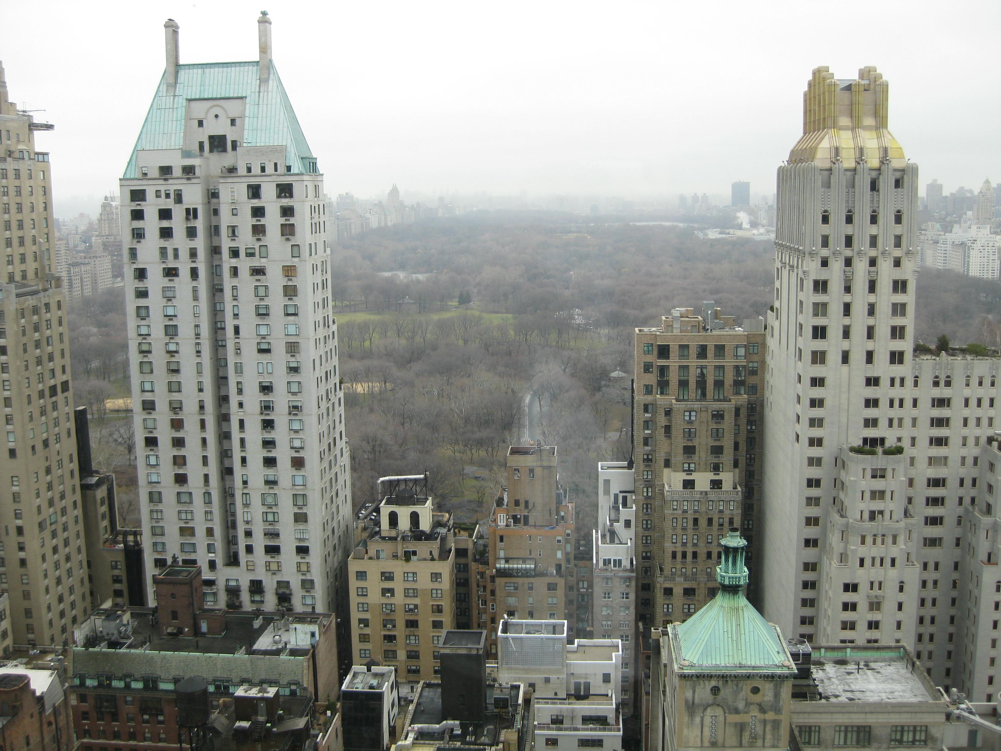 Utsikt från 44e våningen