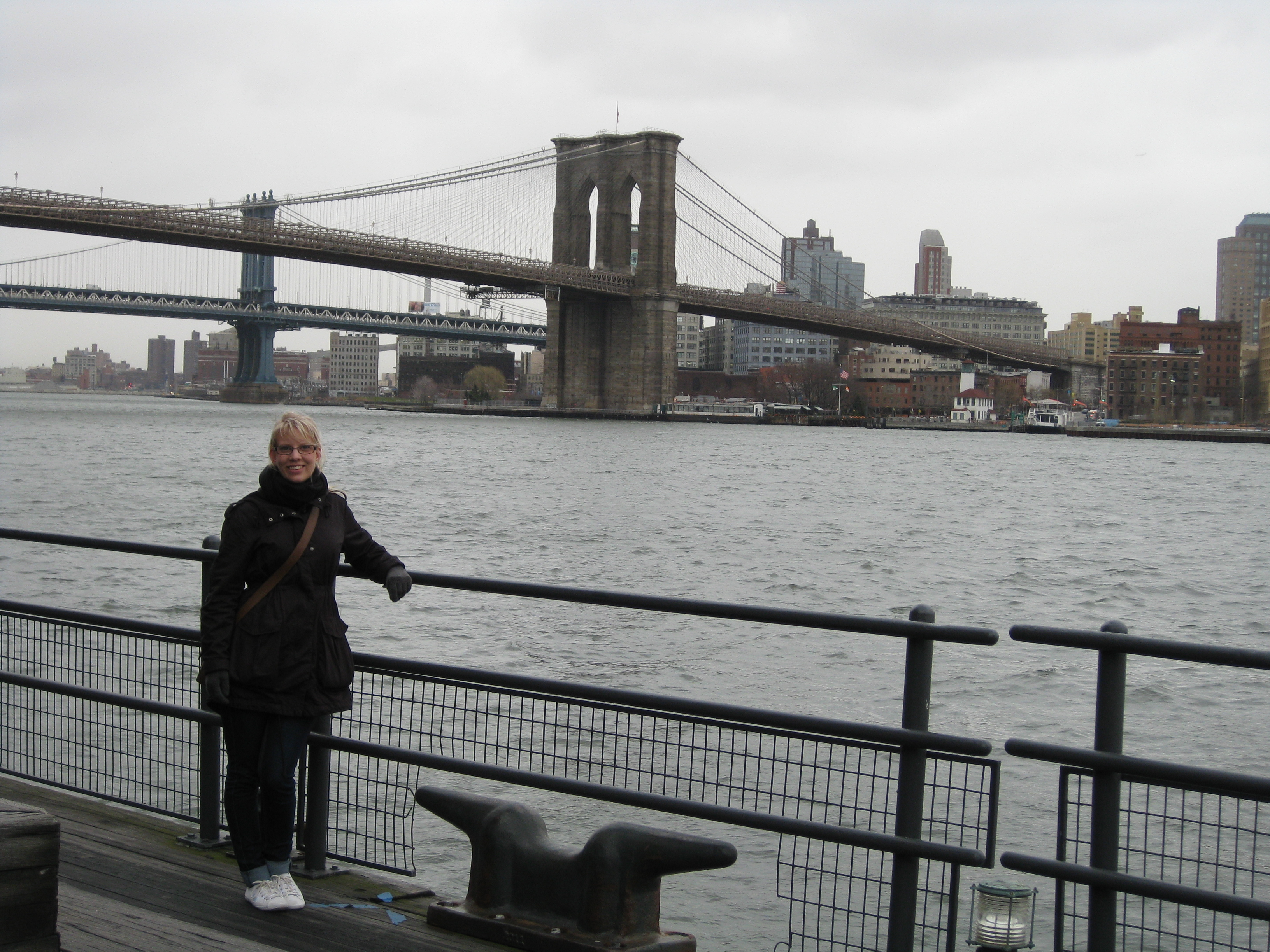 Linn & Brooklyn Bridge