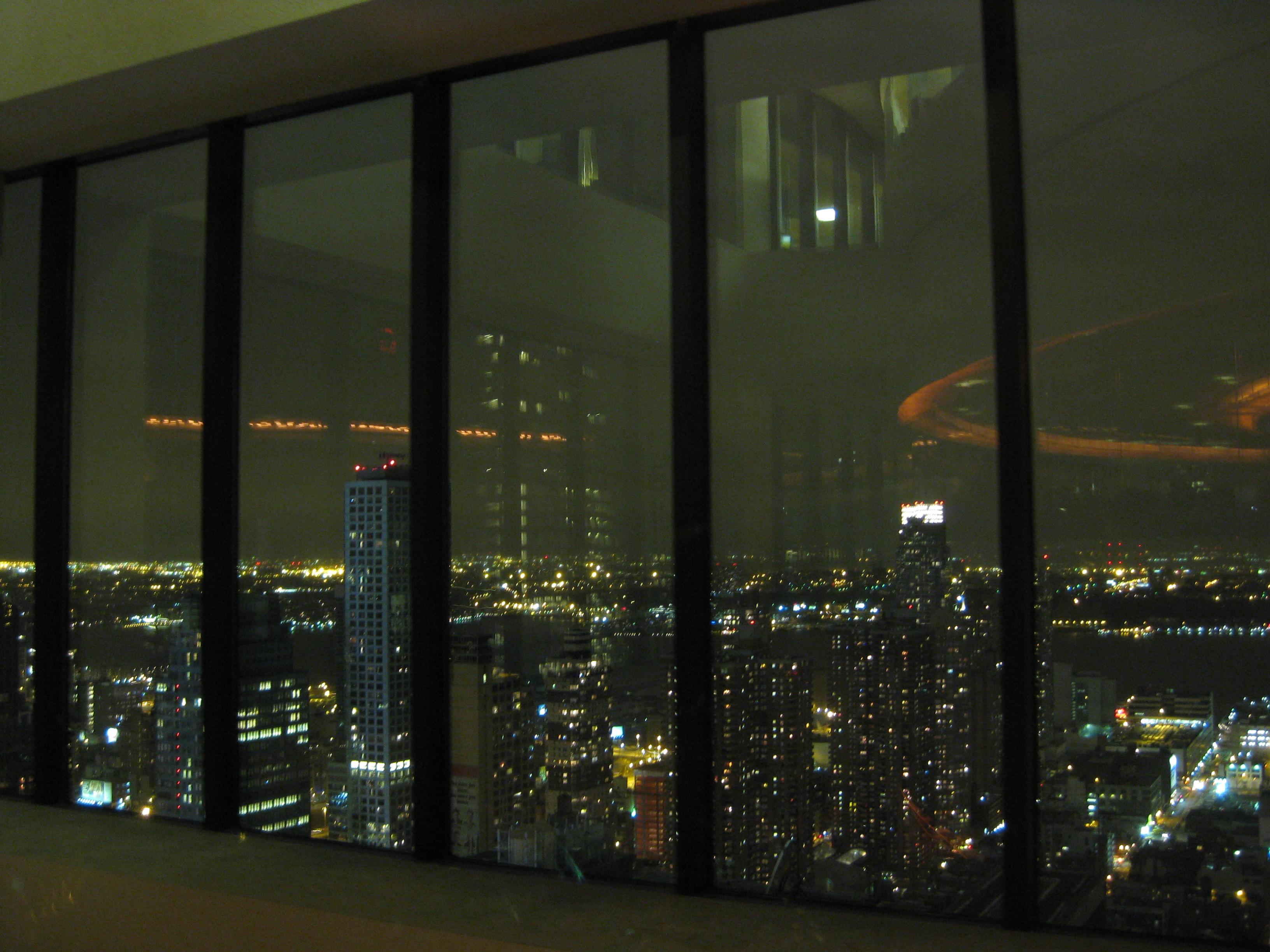 """Utsikt från """"The View"""""""