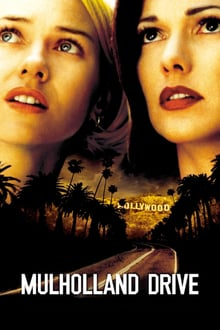 Mulholland Drive movie poster